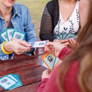 משחק בקלפי נשים פורצות דרך